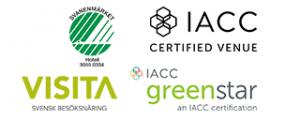Svanenmärkt Hotell Rönneberga - IACC Certified Venue - IACC Greenstar